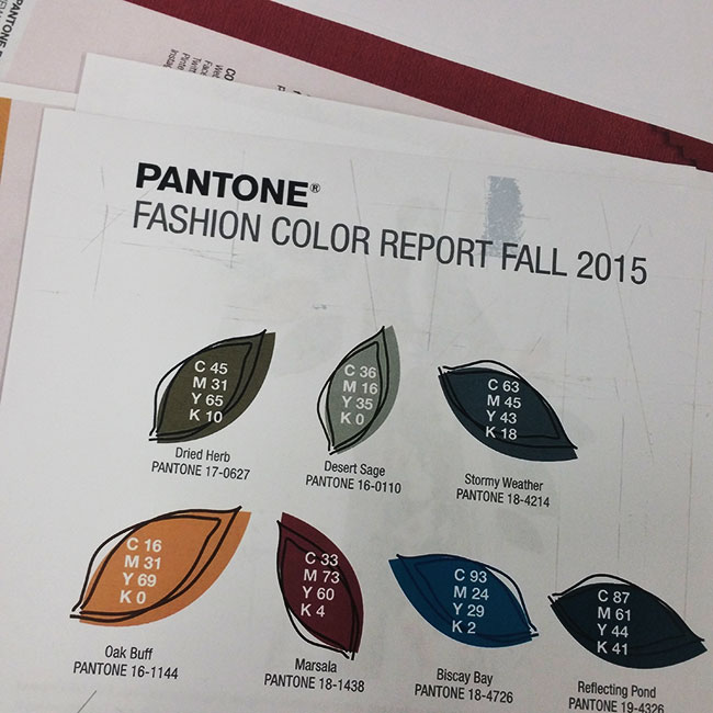 Marsala: 2015 Pantone Color of the Year