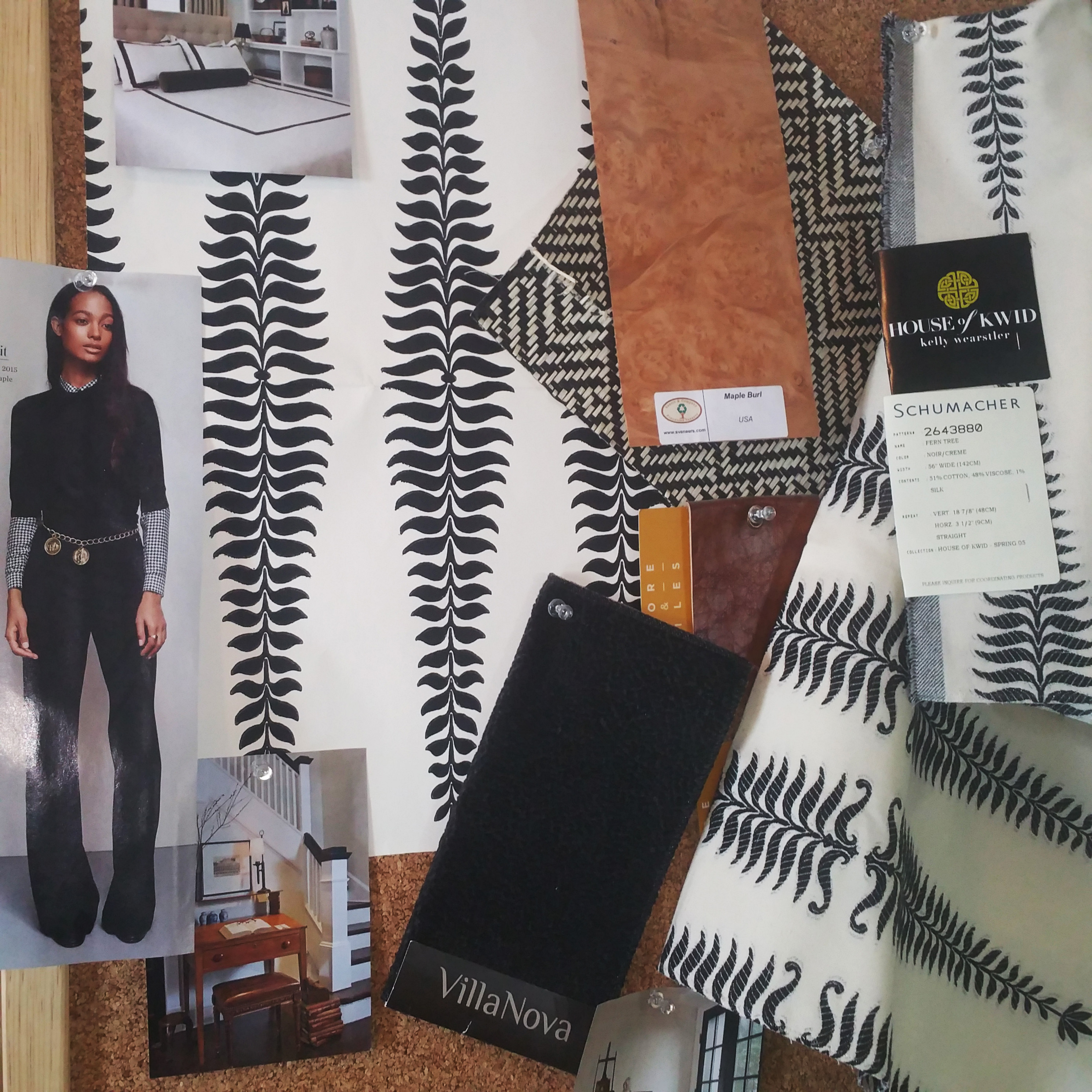 Inspirational Moodboard For Upcoming Graphic Design Projects