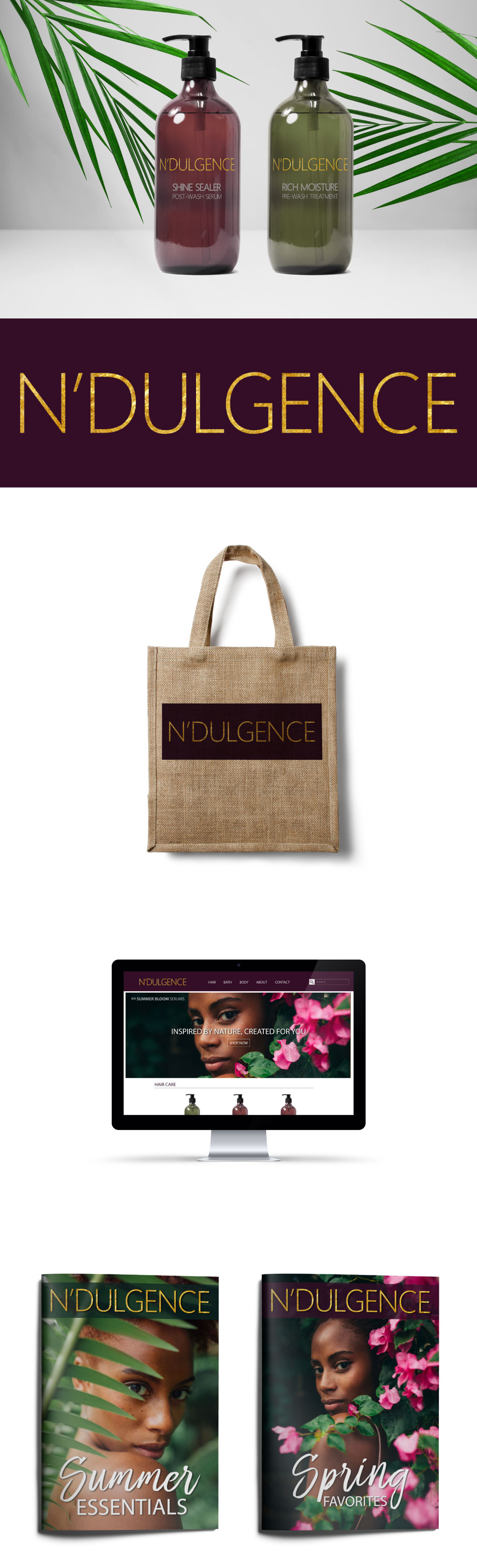N'dulgence-Logo-Design-and-Branding-project-by-Tracey-Renee-Hubbard